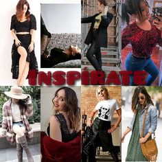 """Inspírate"" #ideales #grupoinstagram #blogger #model #instagood #style #fashion #tagsforlike #outfit #girls #cute #glam #influencer #inspirate #kissmylook #tw feliz noche kissess"