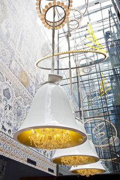 Designline Licht - Projekte: Technik im Wunderland | designlines.de