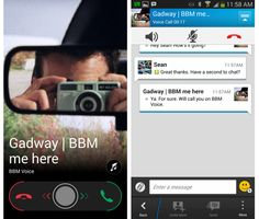 BBM pentru iOS va avea in curand BBM Voice, BBM Channels si multe altele (Video)