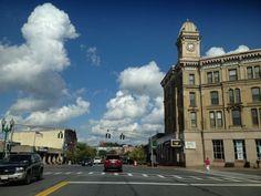 City of Auburn in New York