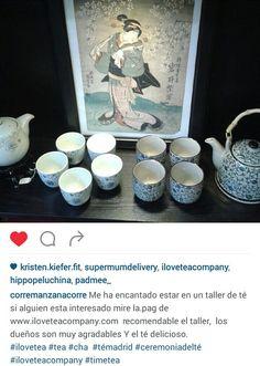 Corremanzanacorre recomienda nuestros talleres desde Instagram. Gracias!