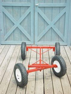 Wagon Running Gear. Build Farm, Pony, Hobby Wagons