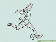 Image titled Draw Soccer Players Step 4