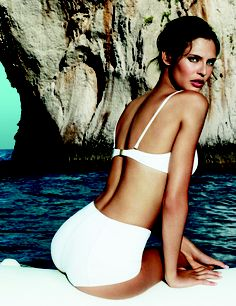 Bianca Balti new protagonist in the 3rd episode of the Light Blue campaign