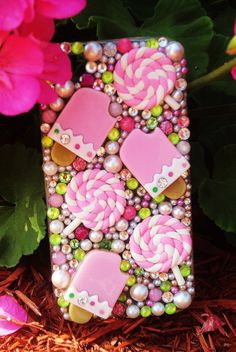 Candy Land Custom iPhone 4/4S Case. NEED THIS!!
