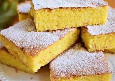 Mălai Dulce - rețeta de prăjitură cu mălai a bunicii No Cook Desserts, Cornbread, Cooking, Ethnic Recipes, Millet Bread, Kitchen, Corn Bread, Brewing, Cuisine