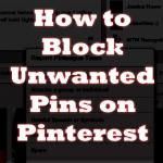 Hidden Block Feature Discovered on Pinterest - PinLeague Exclusive