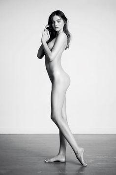 Miranda Kerr by Willy Vanderperre for Industrie No4