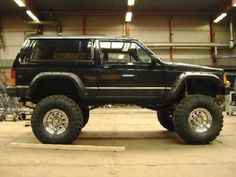 Jeep Cherokee - Why hellloooo there!