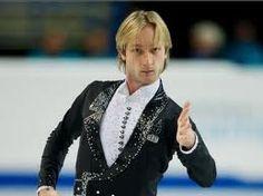 Evgeni Plushenko, Russian top figure skater of 2000s.