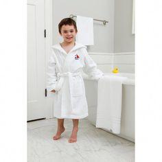 Capable Child Bathrobe Boys And Girls Baby Cotton Hooded Nightgown Winter Towel Fleece Cartoon Cap Bath Spa Robes Christmas Grey Autumn Toys & Hobbies