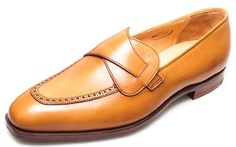THE TWEED PIG: George Cleverley Shoes - In Great Shape