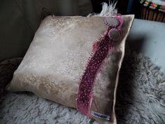 Kissenbezüge - Kissenbezug KCA36 Frost frisst Frust - ein Designerstück von Waschbrett bei DaWanda