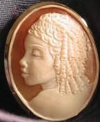 african american cameo | Found on itsablackthang.com
