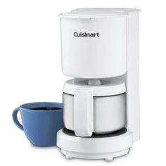 Cafeteira Cuisinart DCC450W 110V Branca - Compre Online   Girafa http://compre.vc/v2/b5bac60e