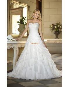 Schitterend & sprankelend Vastrijgen Natuurlijk Bruidsmode 2014