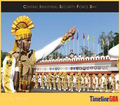 Happy Raising Day to Central Industrial Security Force, the largest Industrial Security Force in the world! Central Industrial Security Force, Goa, Printing Services, Special Day, Raising, Digital Marketing, Happy, Prints, Ser Feliz