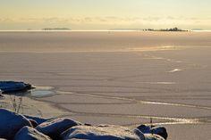 Katariinan meripuisto 18.01.2014