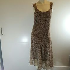 SANGRIA DRESS Good condition  Been worn  Needs dry cleaning Sangria Dresses