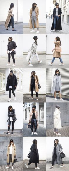 Fashion Landscape | Best Outfits Of 2016 Minimal Outfits