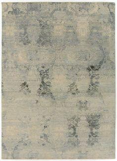 Luke Irwin - Avalon - Persian hand knotted wool