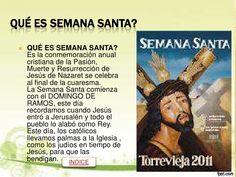 ESPECIAL DE SEMANA SANTA: ¿Qué es Semana santa? Dear God, Prayers, Religion, Quotes, World, Prayers For Children, Spirit Quotes, Quotations, Prayer