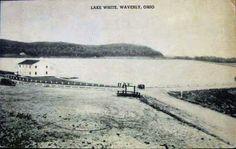 Lake White Beach view