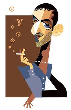Marc Jacobs by Pablo Lobato