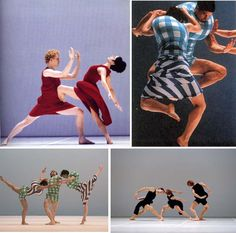 Merce Cunningham Dance Company / Scenario, 1997 / Costumes by Rei Kawakubo. Contemporary Dance, Modern Dance, Dance Art, Ballet Dance, Dance Movement, Body Movement, Merce Cunningham, Alvin Ailey, Dance Company