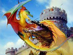 Dragon at War - by Den Beauvais