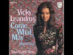 Vicky Leandros - Come What May (Apres Toi). 70s Music, Music Songs, Music Videos, Natural World, May, Creative Writing, Writer, Take That, Youtube