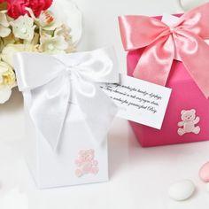 Podziękowania Miś Chrzciny Roczek Gift Wrapping, Gifts, Gift Wrapping Paper, Presents, Gifs, Gift Packaging, Present Wrapping, Wrapping Gifts, Gift