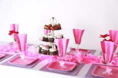 Simple girly party