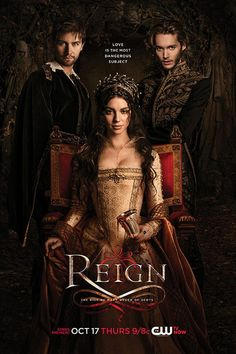 Reign - Season 1 wanna see this!!