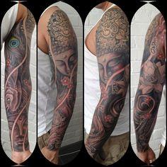 tatouage japonais bras 1461896024559                              …
