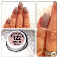 The beauty of Bio Sculpture Gel Bio Sculpture Gel Nails, Paws And Claws, Nail Arts, Nails Inspiration, Beauty Nails, Hair And Nails, Nail Designs, Nail Polish, Dreads
