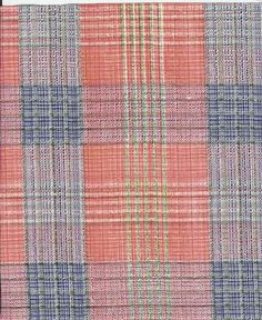 Tartan Plaid Red OilCloth Yardage by CountryOilCloth0 on Etsy, $7.99