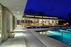 Awesome Architecture » House by the Pond in Water Mill, New York by Stelle Architects