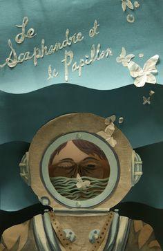 hey: Book Cover - Le Scaphandre et le Papillon
