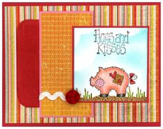 Splitcoaststampers FOOGallery - Hogs and Kisses