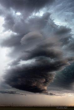 Thunderstorm, by Loren Rye Photo