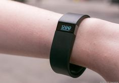 Fitbit Force leaps to the top of the fitness tracker heap, with a bright screen, comfortable fit, and a bevy of slick features.