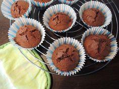 Das perfekte Nutella Muffins-Rezept mit Bild und einfacher Schritt-für-Schritt-Anleitung: Zutaten mischen. Bei 200° 25min backen.