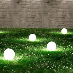 These days, there's no shortage of inventive outdoor lighting options to choose from, which means it's easy to find a solution that speaks to your unique style. Whether you're looking to add a little magic to your next outdoor gathering, or just enjoy with your family, solar-powered LED lights, like these remote-controlled LED lawn globes, can do the trick. Long lasting, easy to move and inexpensive, LED lighting checks all the boxes of form and function. Photo: F.Schmidt/Shutterstock
