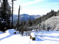 Vosges en hiver by Philippe Haumesser Photographies, via Flickr