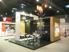 Stands by Servis - Tissue World (stand builder Barcelona, Spain, Europe)