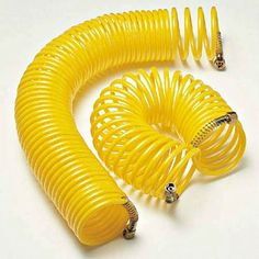 #Air #Hose #Compressor #Recoil #Coiled #Expansion #Spiral #Air #Tool #Garage