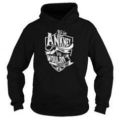 I Love ANKNEY T-Shirts