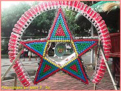 PHOTOS: 1st Recycled and Indigenous Christmas Lanterns Contest (Parol) 2011 ~ andyfgo