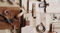 Pimp je houten snijplanken voor een robuust effect in de keuken